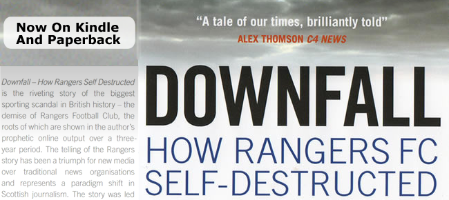 downfall - How Rangers Self Destructed