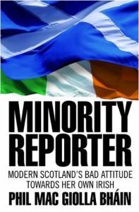 minority reporter cover