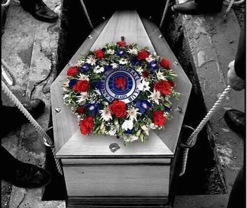 Rangers Coffin